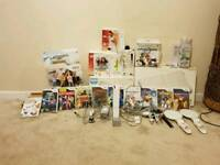 Nintendo Wii sports bundle