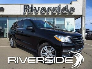 2015 Mercedes-Benz M-Class ML 350 BlueTEC SUV - Fully Loaded!
