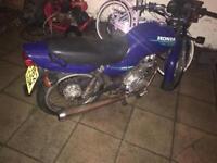 1998 Honda cg 125