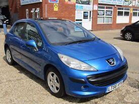 Peugeot 207 1.4 16v SE 5dr FREE WARRANTY
