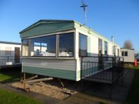 COSALT CAPRI SUPER 37X12 HOLIDAY HOME - STATIC CARAVAN - INGOLDMELLS - FANTASY ISLAND- SITE FEES INC