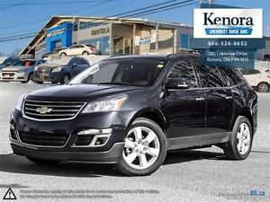 2016 Chevrolet Traverse LT AWD *Dual Sunroof, Remote Start & Hea
