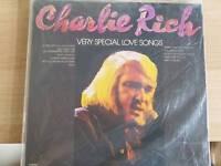 CHARLIE RICH VINYL