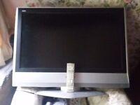 Panasonic 32 inch hd freeview tv