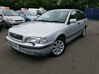 Volvo v40 1.6, XS, Estate, Full Years MOT, Service History