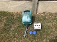Pond Pump Oxygen Supply and Switch Unit