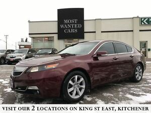 2013 Acura TL 4 NEW TIRES | NO ACCIDENTS | LEATHER