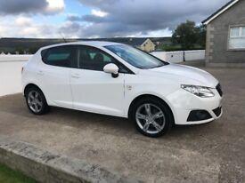Seat Ibiza sportrider 1.6 diesel