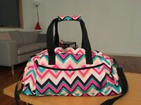 Roxy Women Multi-Coloured Printed Duffle Bag