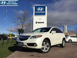 2013 Acura RDX ALL WHEEL DRIVE