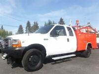 2001 Ford F-350 SD, XL