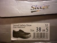 Steelite Portwest Laced Safety Shoe