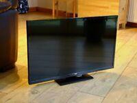 """BUSH 32"""" LED FULL HD 1080p TV - £60 - Freeview, 2xHDMI, USB, etc."""