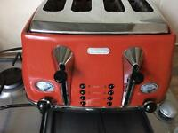 4 slice toaster reduced@@@to 12.00@@@@