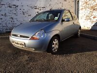 2007 FORD KA 1.3 STYLE *** FULL YEARS MOT *** similar to polo clio corsa fiesta punto