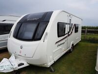2015 Swift Challenger SE / 4 berth Fixed Bed