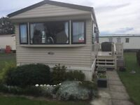 Willerby Rio 35' x 12' two bedroom two bathroom static caravan with large decking