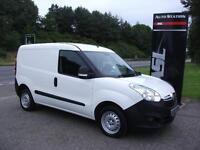VAUXHALL COMBO 2000 1.3 CDTI 16V H1 Van (white) 2014