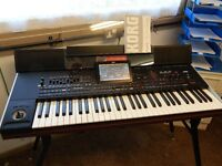 korg 4apx keyboard in perfect condition
