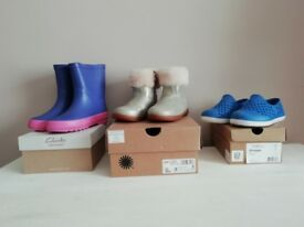 Size 7 kids shoes