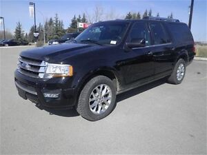 2017 Ford Expedition Max Limited Max 4x4 Leather Sunroof