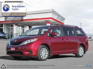 2014 Toyota Sienna LE 7 Passenger ALL WHEEL DRIVE