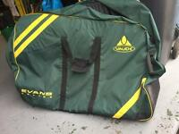 Evans Cycles bike carry bag