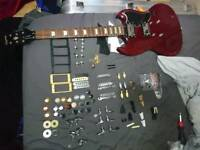 Guitar spare parts/project Epiphone