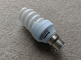 CFL 20w Quick Start Spiral Lamp