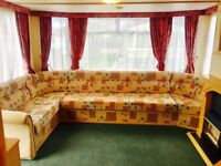 Cheap static caravan for sale. Ideal for first time buyers