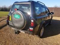 Freelander td4 se s/w cheap diesel 4x4