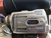Sony DSC-TRV80E Digital camcorder
