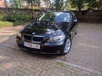 BMW 3 SERIES 318I SE 4 DOOR SALOON 1995cc (2008) PETROL