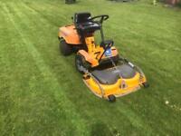 Stigma Ride in Lawnmower Brand new deck