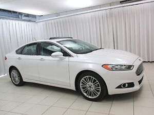 2016 Ford Fusion EXPERIENCE IT FOR YOURSELF!! SE AWD ECOBOOST SE