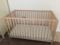 Brand new baby cot, never used