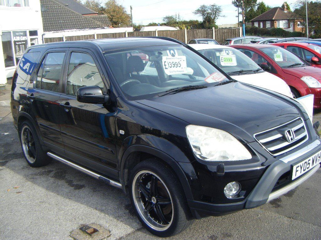 honda crv sport 2 2 cdti 2005 black alloy wheels in kirkby in ashfield nottinghamshire gumtree. Black Bedroom Furniture Sets. Home Design Ideas