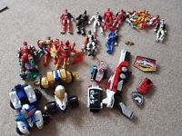 Power Rangers 2006 figures