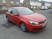 Volkswagen Golf 2.0 Tdi 2009 Great Condition