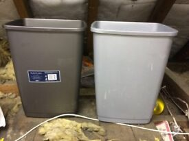 One Grey 25l Swing Bins