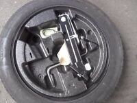 BMW 5 Series E60 Spare Wheel Space Saver