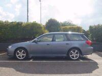 Subaru Legacy 2.0 Manual R 4wd 4x4 Estate Grey (PETROL)