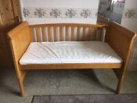 Cot bed / toddler bed 0-5years