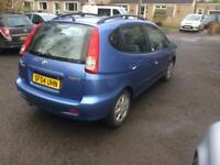 CHEVROLET TACUMA VERY LOW MILES