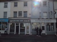 Established beauticians premises, well fitted, lease available