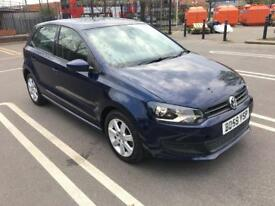 2009 Volkswagen Polo 1.6 TDI SE 5dr - Blue - Great Condition