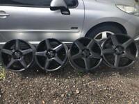 Mercedes amg 18' alloys&tyres
