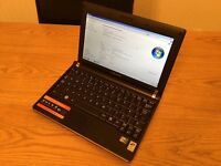 Samsung Netbook NC10 - Dual Core 1.6 GHZ - Windows 7 Activated - 150 GB HDD - Webcam - Hardware Pass