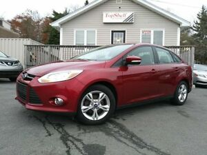 2013 Ford Focus SE | Alloys | Fog Lights | Spoiler | Bluetooth |