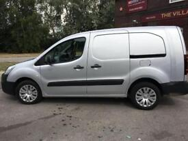 Citroen berlingo crew van